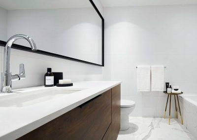 Spa-Inspired bathrooms and ensuites